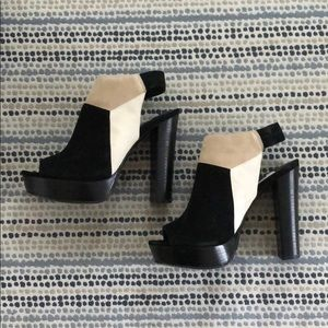 Alice and Olivia booties